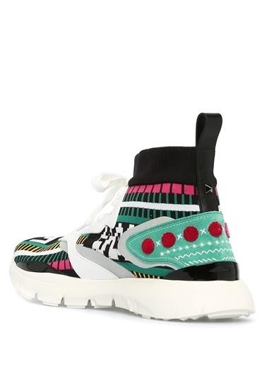 Valentino Sneakers Renkli